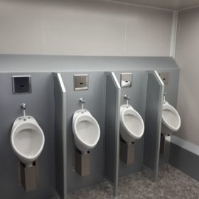 Urinal-Toilettenwagen-mieten